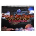 Zodiaco y calendario de Chakra