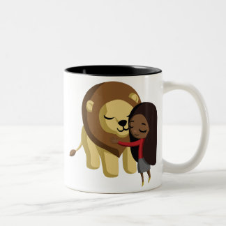 Zoe and Peanut Mugs