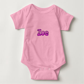 Zoe, baby  clothing  from sale ! baby bodysuit