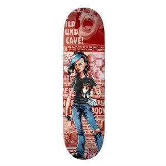ZOE Board Skateboard Deck