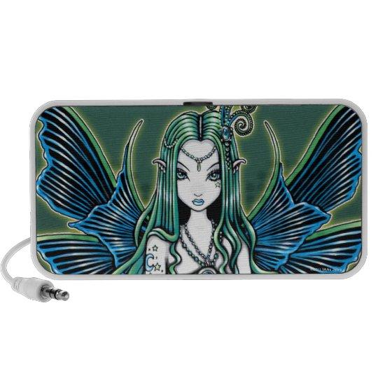 """""""Zoe"""" Celestial Star Fairy Art Speaker"""