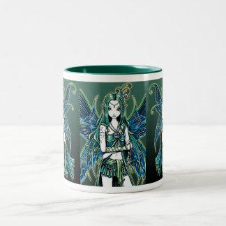 """""""Zoe"""" Celetial Star Fairy Art Mug"""