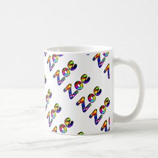 Zoe Customized Mug Basic White Mug