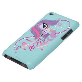 Zoe: Está todo sobre mí iPod Touch Case-Mate Protector