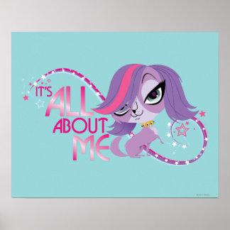 Zoe: Está todo sobre mí Poster