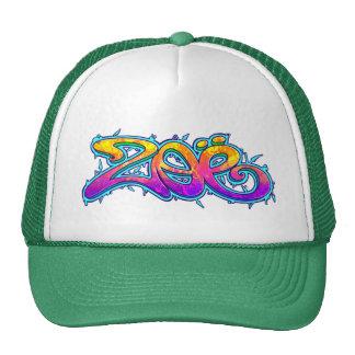 ZOE grafiti nombre -
