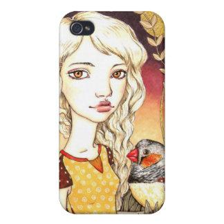 Zoe iPhone 4/4S Cover