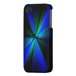 Zoe iphone 4 black case
