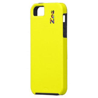 Zoe iPhone SE/5/5s Case