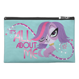 Zoe: It's All About Me Travel Accessories Bag
