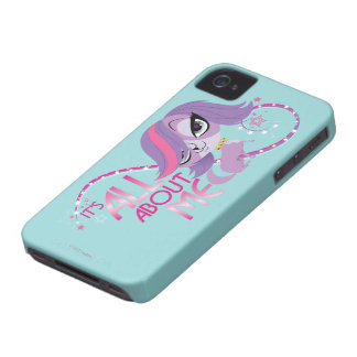 Zoe: It's All About Me iPhone 4 Case-Mate Case