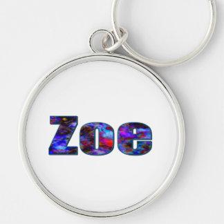 Zoe Keychain