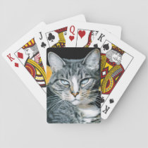 Zoe Kitty Card Deck