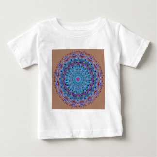 Zoe Mandala Design Baby T-Shirt