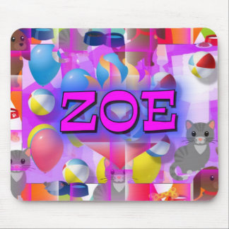 ZOE MOUSE PADS