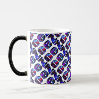 Zoe 11 Oz Magic Heat Color-Changing Coffee Mug