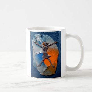 Zoe Classic White Coffee Mug