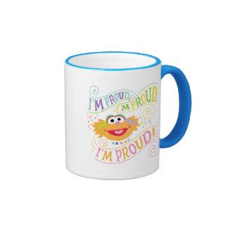 Zoe Proud Ringer Coffee Mug
