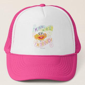 Zoe Proud Trucker Hat