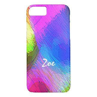 Zoe Stylish iPhone case