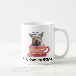 zoe tcup classic white coffee mug