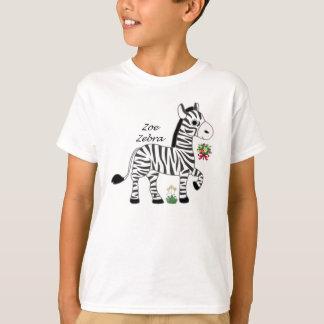 Zoe Zebra T-Shirt