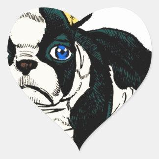 Zoe Zoe Heart Sticker