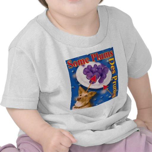 ZoeSPEAK - algunos ciruelos Camiseta