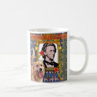 ZoeSPEAK - Chopin lived in Paris. Coffee Mug