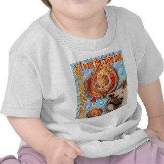 ZoeSPEAK - quiero el bollo de la pasa Camisetas