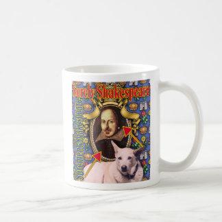 ZoeSPEAK - Surely Shakespeare Classic White Coffee Mug