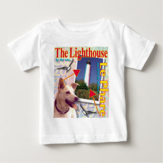 ZoeSPEAK - The Lighthouse Baby T-Shirt