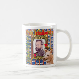 ZoeSPEAK - Truly Tchaikovsky Classic White Coffee Mug