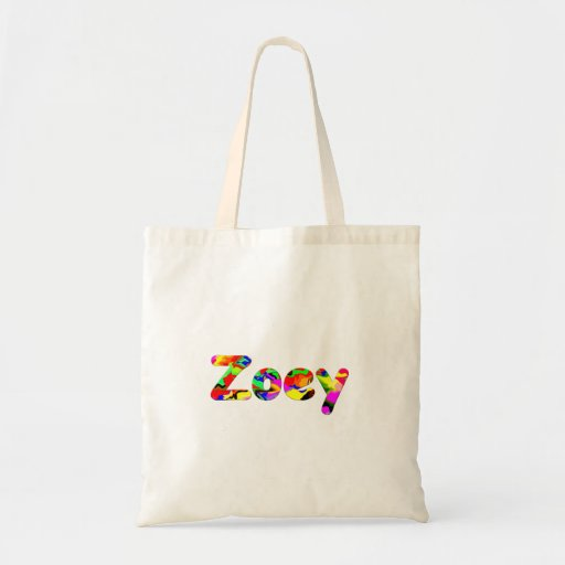 Zoey Bolsas Lienzo