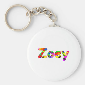 Zoey Key Chain