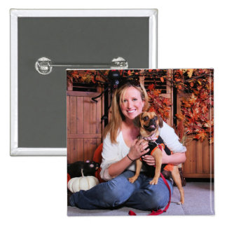 Zoey - Puggle - Carlson Buttons
