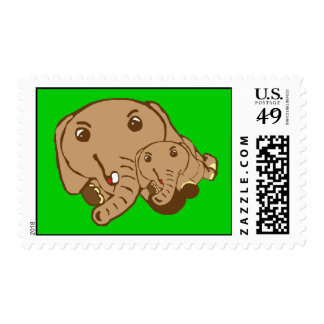 zoeynzack - Customized Postage Stamp