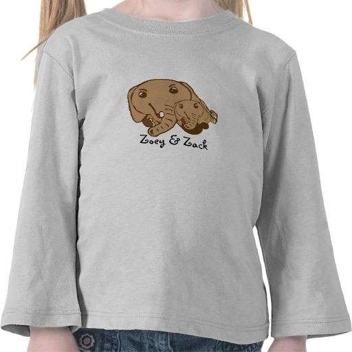 zoeynzack, Zoey & Zack - Customized T Shirts