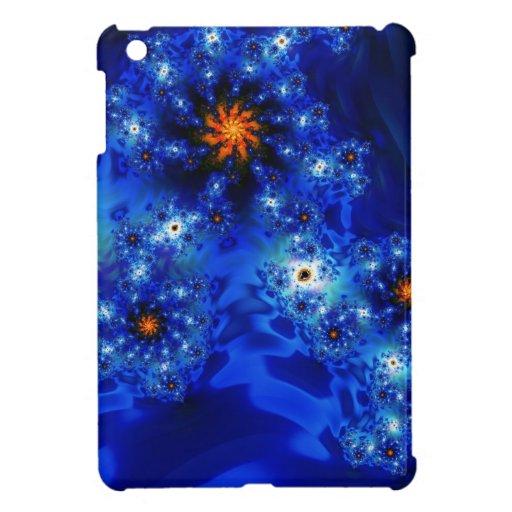 Zofyve Fractal Art Design iPad Mini Case