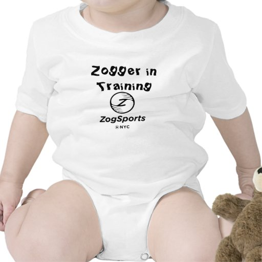 Zogger In Training Infant One Piece Shirts