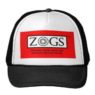 ZOGS logo trucker hat