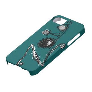 Zoide - caso mega del iPhone de la vida del octeto Funda Para iPhone SE/5/5s