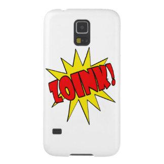 Zoink!  Cartoon SFX Case For Galaxy S5