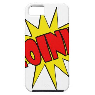 Zoink!  Cartoon SFX iPhone 5 Case