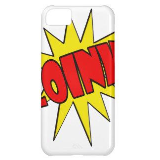 Zoink!  Cartoon SFX iPhone 5C Case