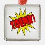¡Zoink!  Dibujo animado SFX Ornatos