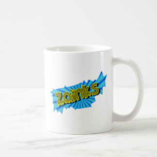 Zoinks comic coffee mug