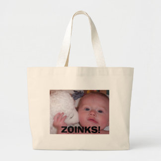 ZOINKS! LARGE TOTE BAG