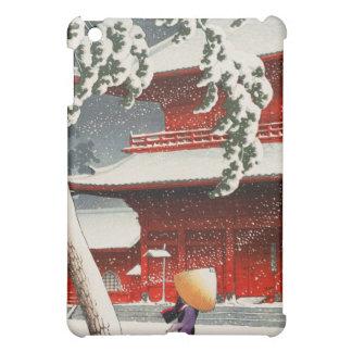 Zôjô-ji Temple in Shiba Twenty Views of Tokyo Case For The iPad Mini