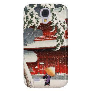 Zôjô-ji Temple in Shiba Twenty Views of Tokyo Galaxy S4 Case